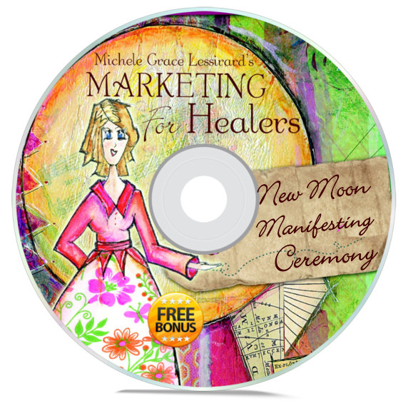 New Moon Manifesting CD